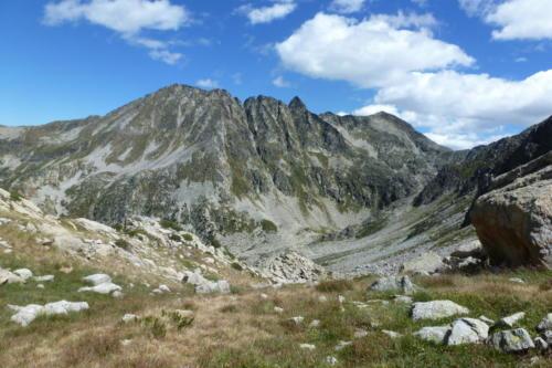 17-Pic d'Esquine d'Ase - pic de Nabre et pic d'Étang Faury