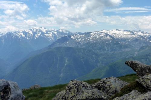 20-au milieu le Montcalme puis le massif de Bassiès
