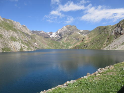 lac de Llauset - 4 jul.