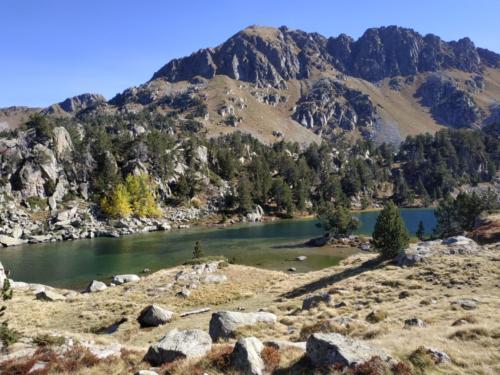 lacs de Colomers - 13 oct.